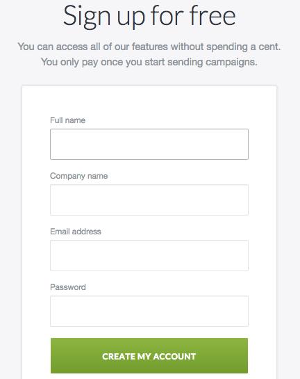 High Converting Landing Pages Secret